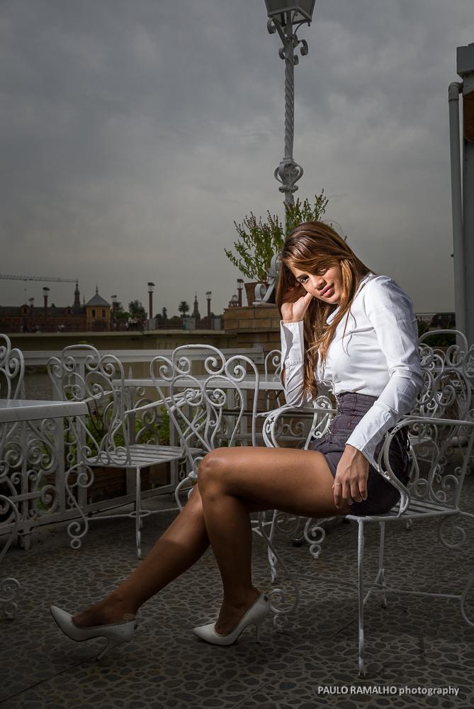 Book fotográfico Moda Sevilla