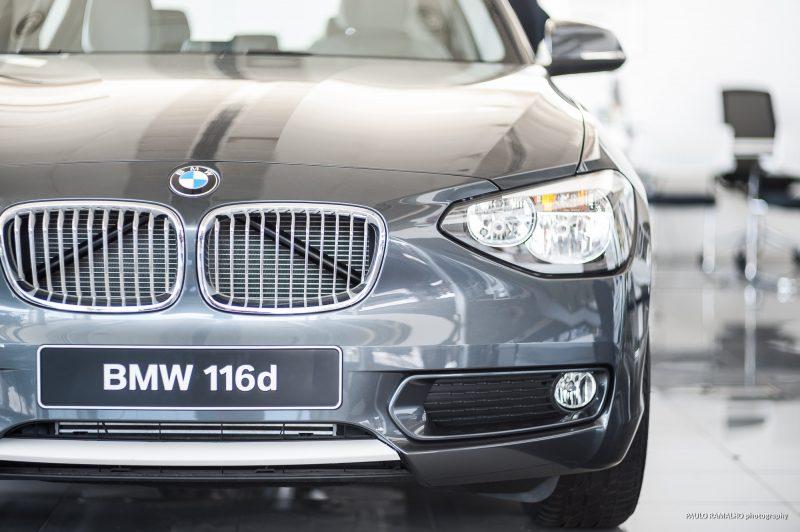 Fotos para la publicidad de Concesionario BMW.  | Paulo Ramalho Fotografía