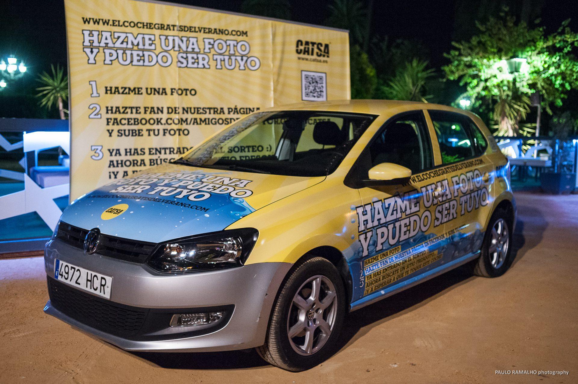 Sorteo coche Grupo Catsa Sevilla | Paulo Ramalho Fotografía Sevilla