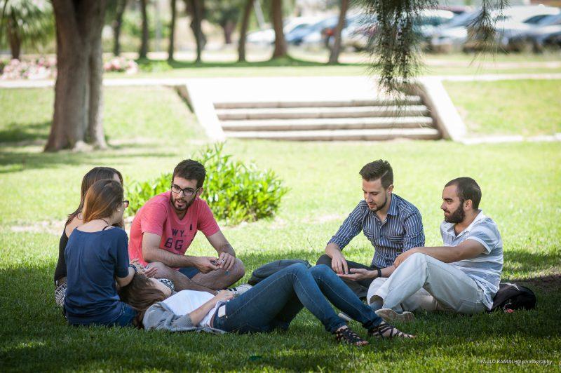 Reportaje fotográfico para publicidad de la Universidad Pablo de Olavide, Sevilla   Paulo Ramalho fotografía publicitária