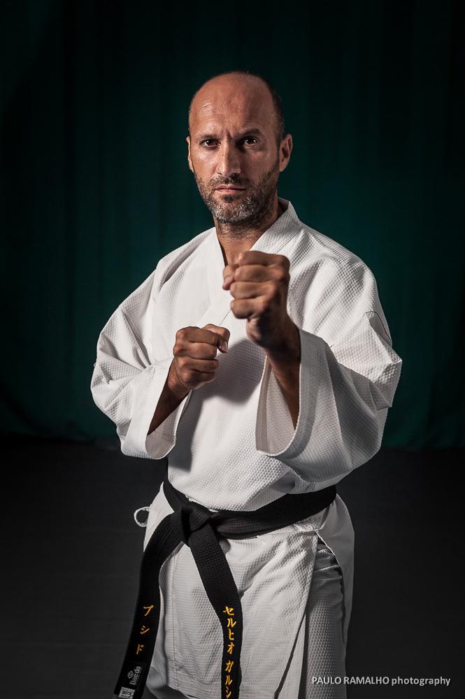 Fotografías publicidad Karate Sevilla | Paulo Ramalho Foto