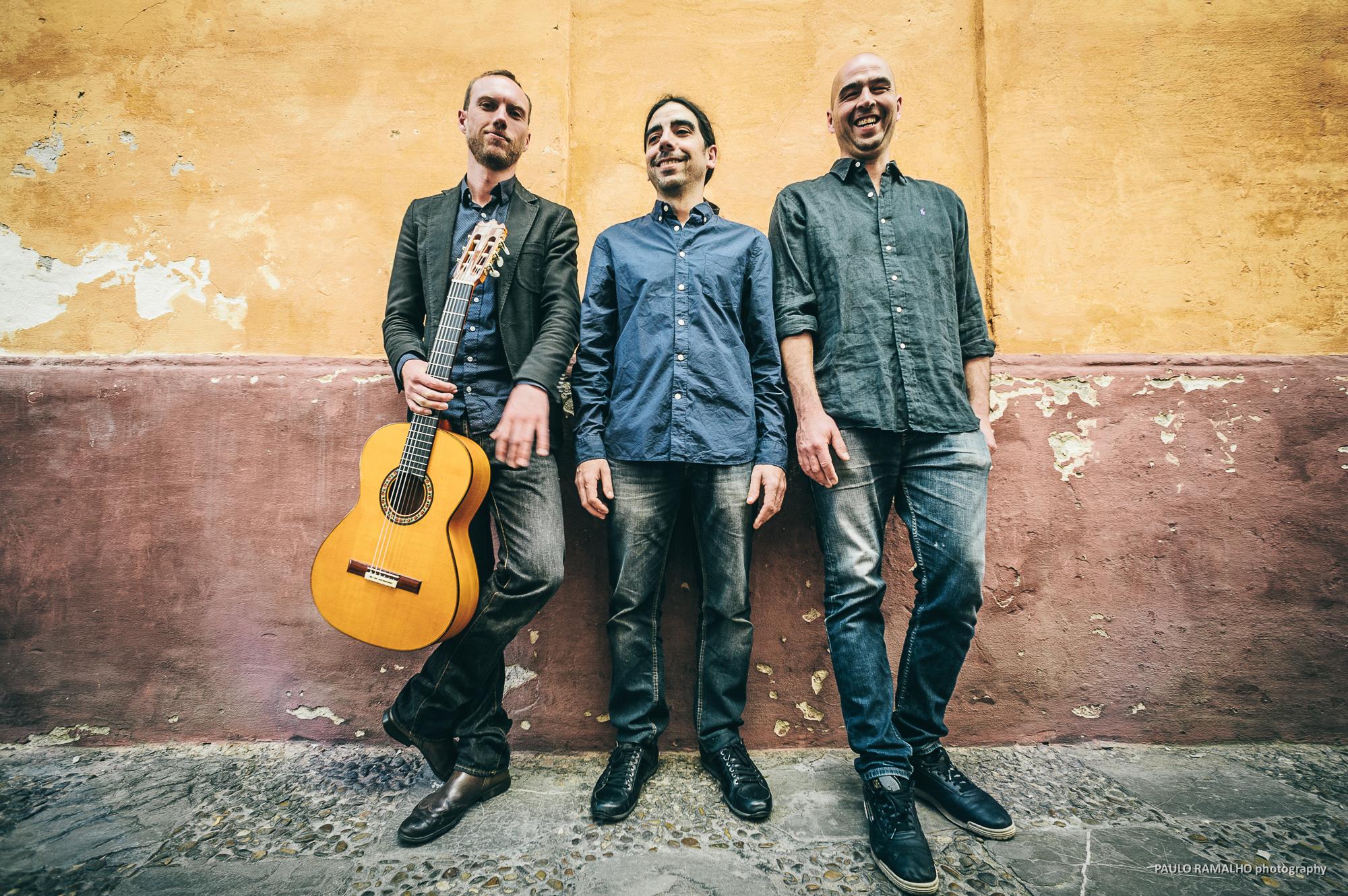 Fotografía de músicos en Sevilla - Ian Scionti Trio | Paulo Ramalho