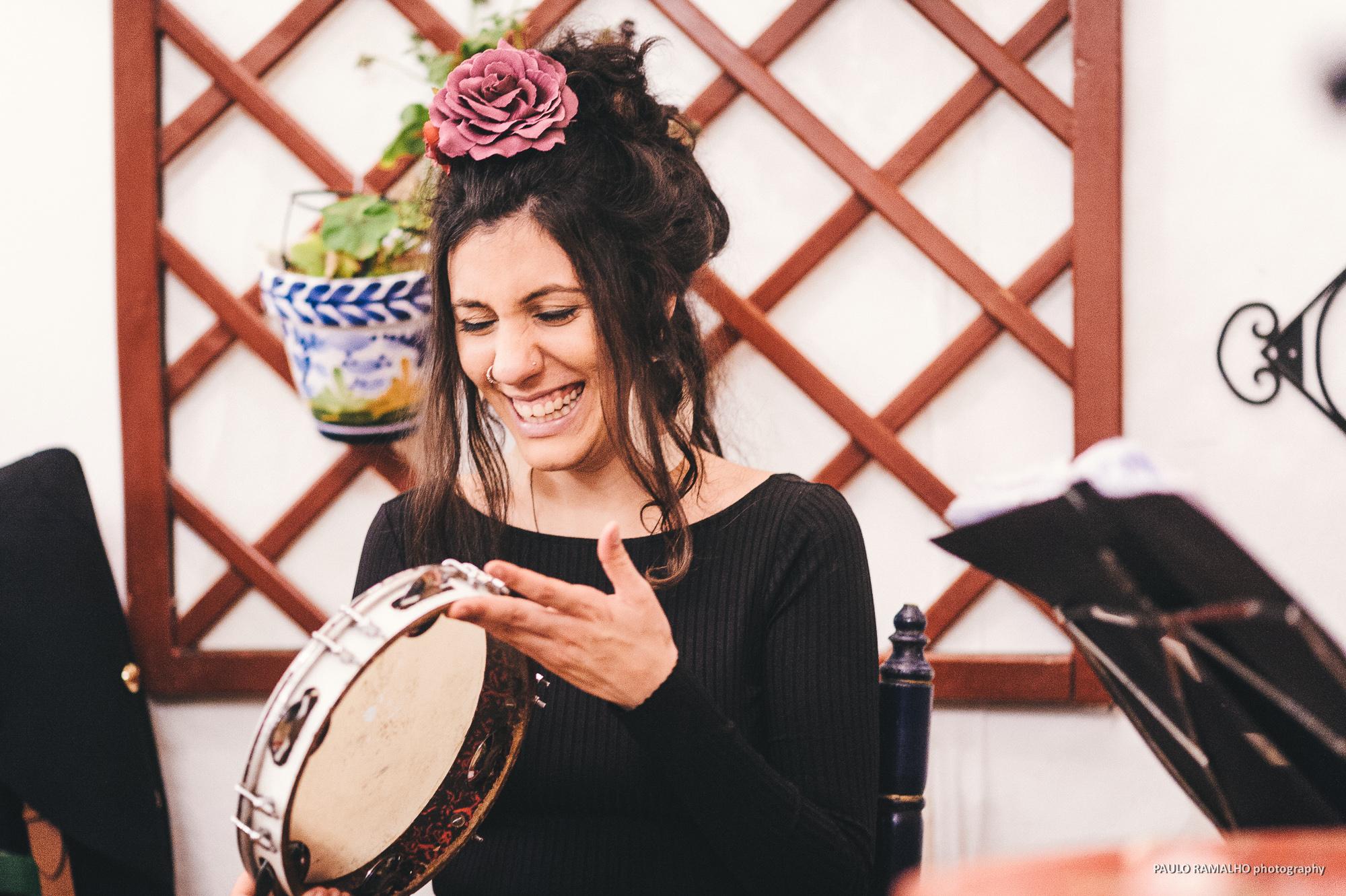 Samba Brasil en la Feria de Abril de Sevilla